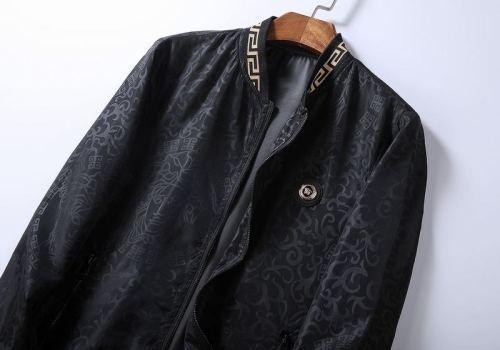 Luxury Fashion Brand Full Zip Windcheater 7214