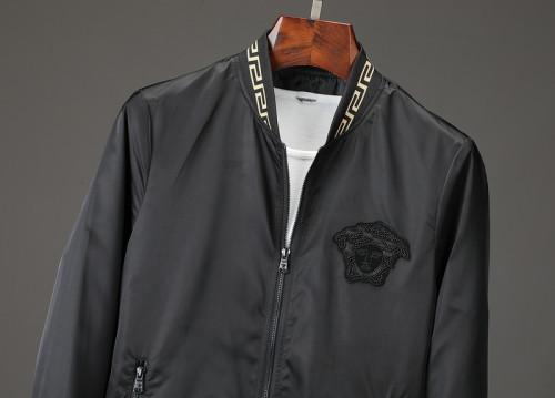 Luxury Fashion Brand Full Zip Windcheater 6001-1