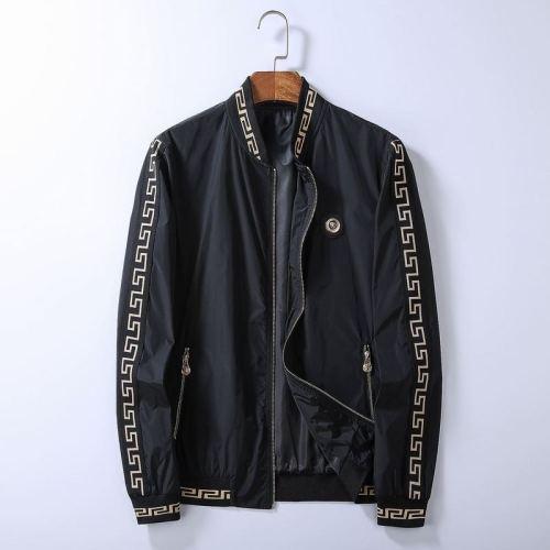 Luxury Fashion Brand Full Zip Windcheater 7207-2