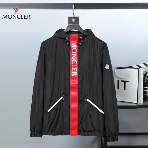 Fashion Brand Full Zip Windcheater