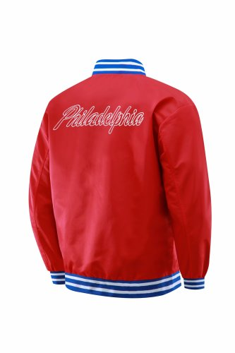 Philadelphia Full-Zip Jacket Red