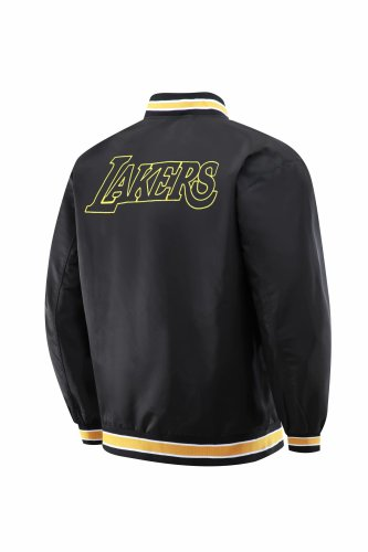Los Angeles Full-Zip Jacket Black