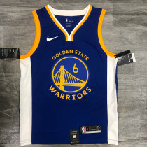 Thai Version Nick Young Men's Blue Player Jersey - Icon Edition