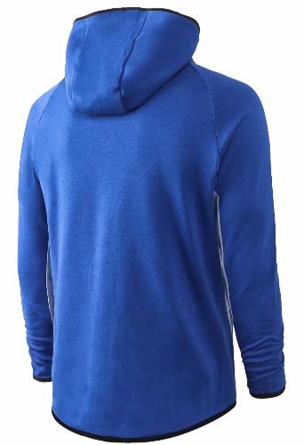 Blue Full-Zip 20/21 Hoodie and Pants - F267
