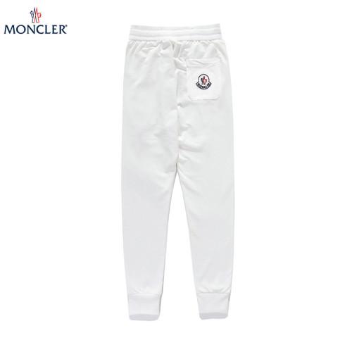 Fashionable Brand Pants White