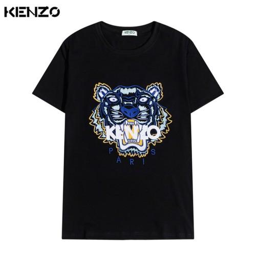 Fashionable Brand T-shirt Black