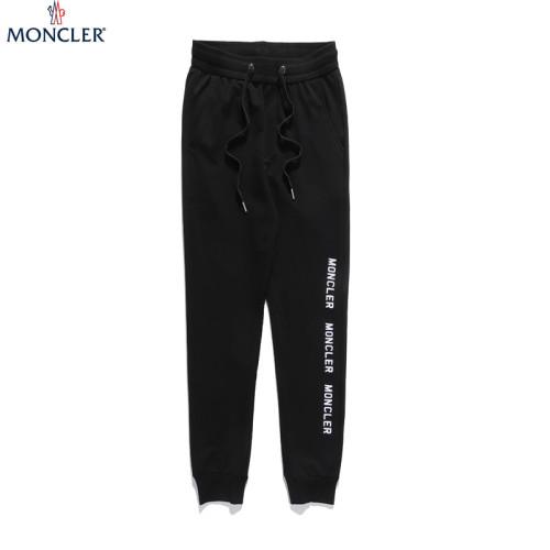 Fashionable Brand Pants Black
