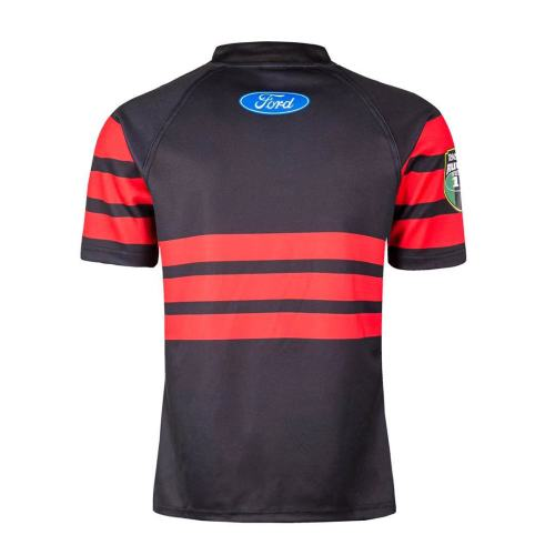 Crusaders 2000 Men's Retro Home Rugby Jersey