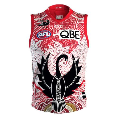 Sydney Swans 2020 Mens Indigenous Football Guernsey