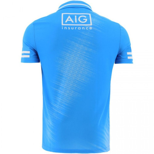 Dublin 2020 Mens Home Stripe Rugby Jersey
