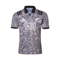 All Blacks 2018 Men's Training Rugby Jersey