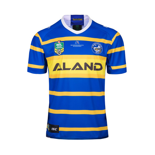 Parramatta EELS 2018 Men's Home Rugby Jersey
