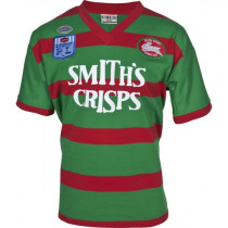 South Sydney Rabbitohs 1989 Retro Rugby Jersey