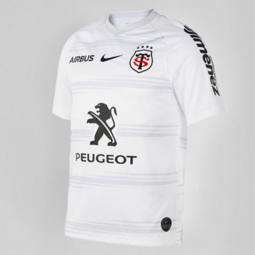 Toulouse 2020-21 Men's Away Rugby Jersey