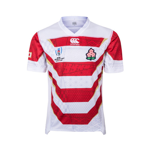 Japan 2019 RWC Mens Home Rugby Jersey