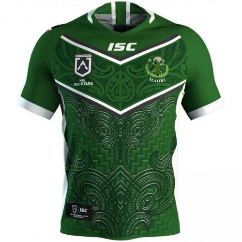 Maori All Stars 2020 Men's Home Jersey
