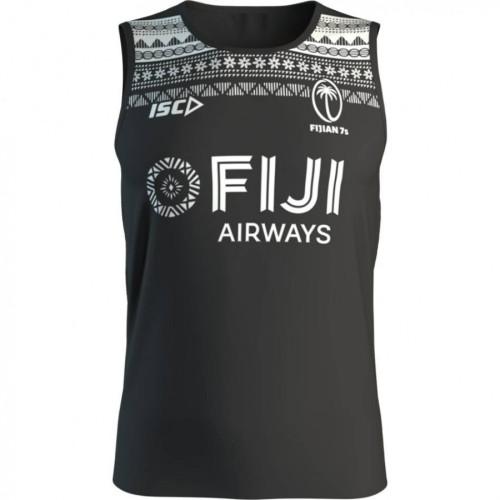 Fiji 2020 Men's Sevens Training Singlet