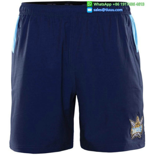 Gold Coast Titans 2020 Men's Gym Rugby Short