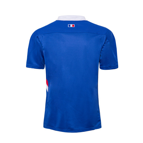 France 2019/20 Mens Home Rugby Jersey
