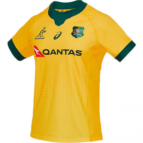 Australia 2020 Men's Home Rugby Jersey