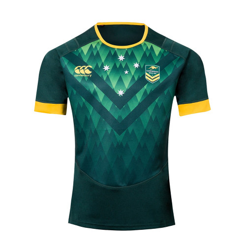 Australia 2019 Men's Home Rugby Jersey