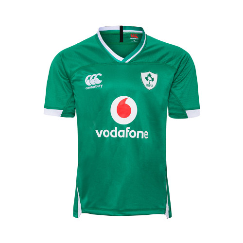 Ireland 2019/2020 Mens Home Rugby Jesery