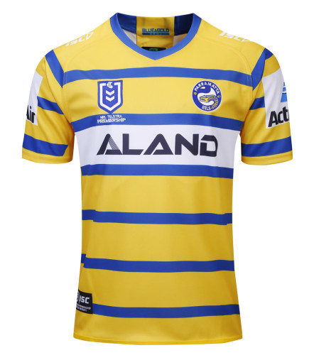 Parramatta Eels 2019 Men's Away Rugby Jersey