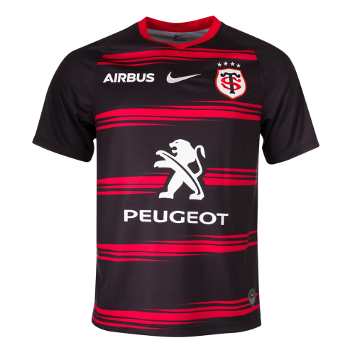 Toulouse 2020-21 Men's Home Rugby Jersey
