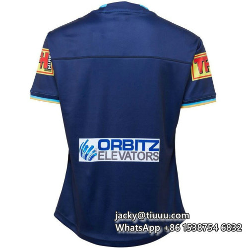 Gold Coast Titans 2020 Men's Home Rugby Jersey