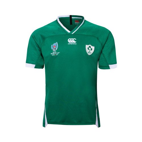 Ireland 2019 Rugby World Cup Home Jersey