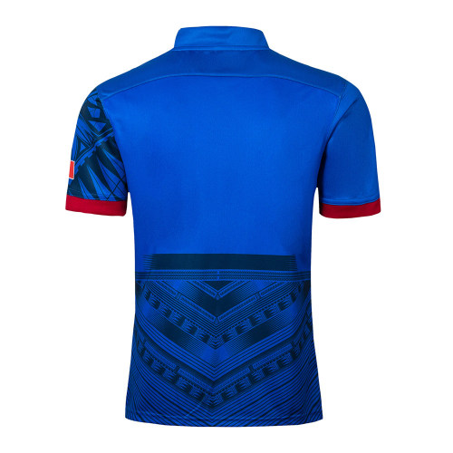 Samoa 2019 Rugby World Cup Home Jersey