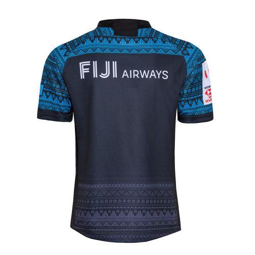 FIJI 2019 Airways Sevens Away Rugby Jersey