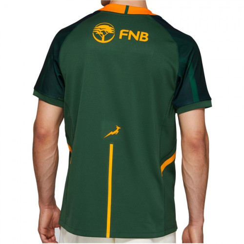South Africa Sevens 2020 Men's Home Rugby Jersey