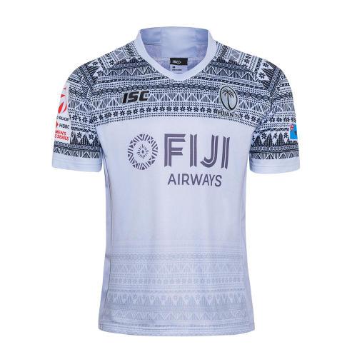 FIJI 2019 Airways Sevens Home Rugby Jersey