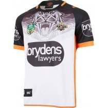 Wests Tigers 2018 Men's Away Rugby Jersey