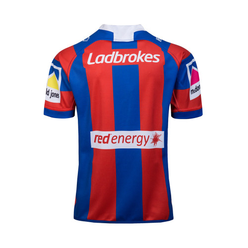 Newcastle Knights 2018 Men's Rugby Home Jersey