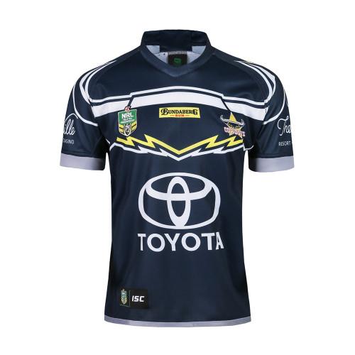North Queensland Cowboys 2018 Men's Rugby Home Jersey