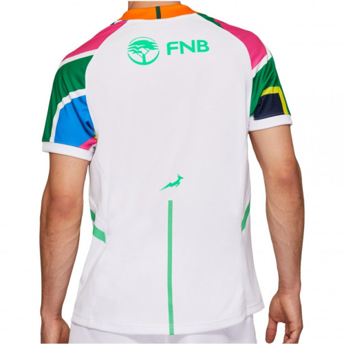 South Africa Springboks Sevens 2020 Men's Away Rugby Jersey