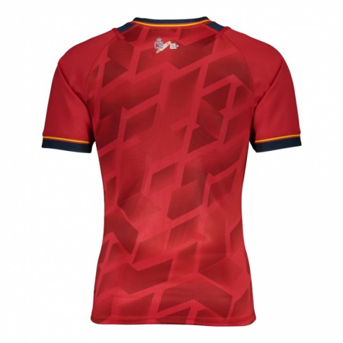 Spain 2021 Men's Home Rugby Jersey