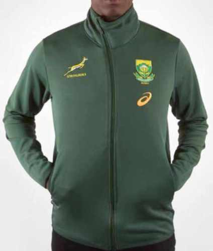 South Africa Full Zip Jacket