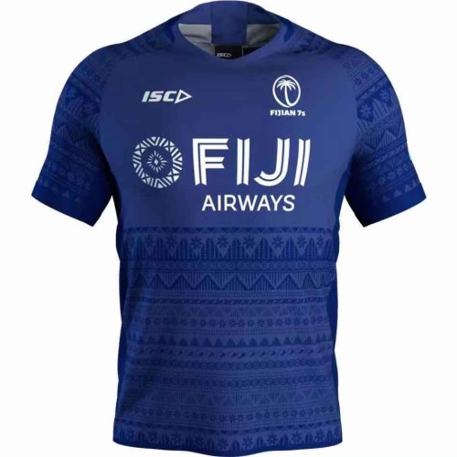 FIJI 2020 Airways Sevens Training Rugby Jersey