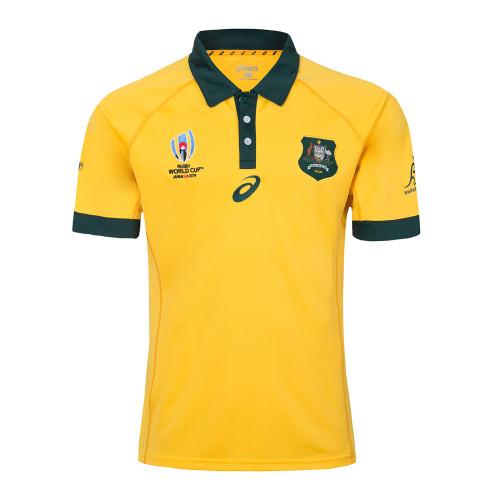 Australia 2019 RWC Home Polo Shirt
