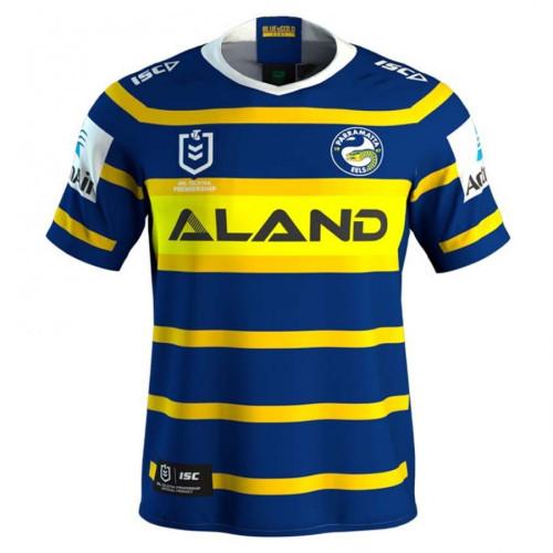 Parramatta Eels 2019 Men's Home Rugby Jersey