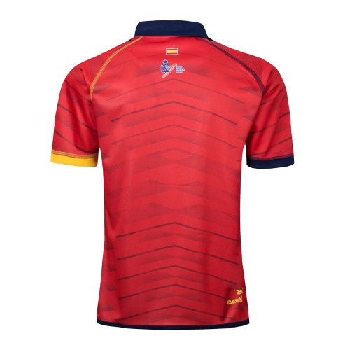 Spain 2018/19 Home Rugby Jersey