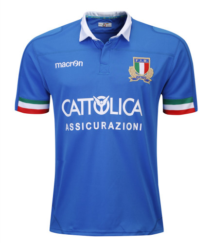 Italy 2019 Home Rugby Jersey