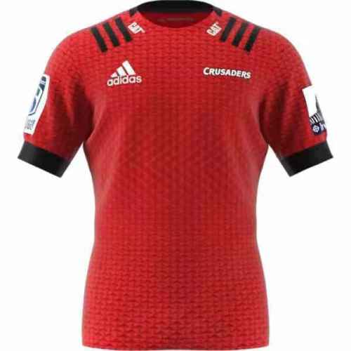 Crusaders 2020 Men's Home Rugby Jersey