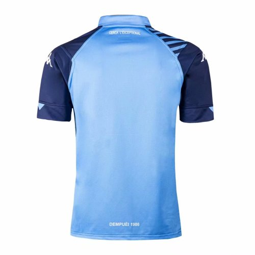 Montpellier 2020-2021 Men's Home Rugby Jersey
