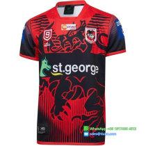 St. George Illawarra Dragons 2020 Men's Nines Rugby Jersey
