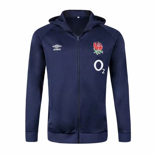 England Rugby Full Zip Jacket