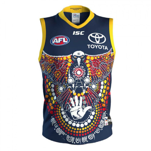 Adelaide Crows 2020 Men's Indigenous Football Guernsey